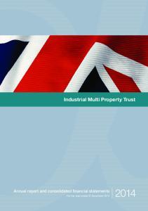 Industrial Multi Property Trust