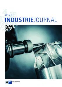 INDUSTRIE JOURNAL