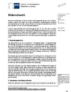 Industrie- und Handelskammer Ostwestfalen zu Bielefeld