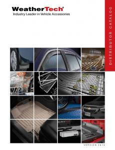 Industry Leader in Vehicle Accessories