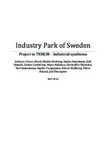 Industry Park of Sweden