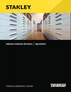 Industry Solutions Brochure