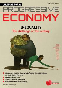 INEQUALITY. The challenge of the century
