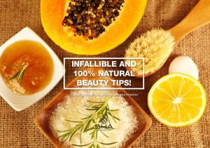 INFALLIBLE AND 100% NATURAL BEAUTY TIPS! 5 natural remedies to add to your beauty routine
