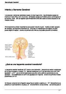 Infarto y Derrame Cerebral