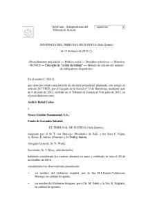 InfoCuria - Jurisprudencia del Tribunal de Justicia. SENTENCIA DEL TRIBUNAL DE JUSTICIA (Sala Quinta) de 13 de mayo de 2015 (*)