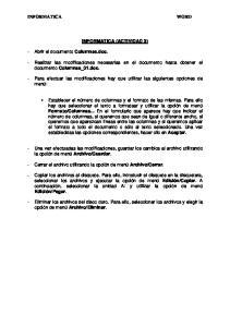 INFORMATICA INFORMATICA (ACTIVIDAD 3)