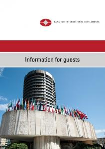 Information for guests