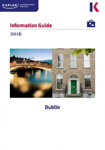 Information Guide 2016