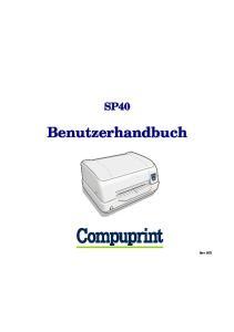 Informationen zu den Compuprint Produkten