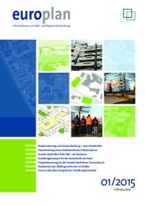 Informationen zur Stadt- und Regionalentwicklung