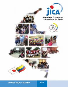 INFORME ANUAL COLOMBIA