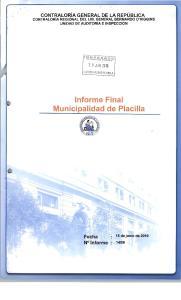 Informe Final Municipalidad de Placilla