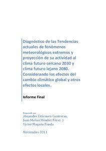Informe Final. Preparado por Alejandro Zitácuaro Contreras, Juan Matías Méndez Pérez y Víctor Magaña Rueda