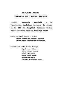 INFORME FINAL TRABAJO DE INVESTIGACION