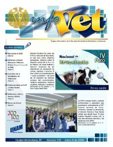 Infovet, enero 8 de