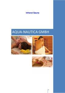 Infrarot Sauna AQUA-NAUTICA GMBH