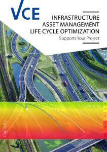 INFRASTRUCTURE ASSET MANAGEMENT LIFE CYCLE OPTIMIZATION