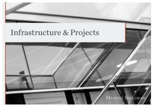 Infrastructure & Projects