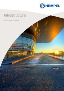 Infrastructure. Trusted coating solutions