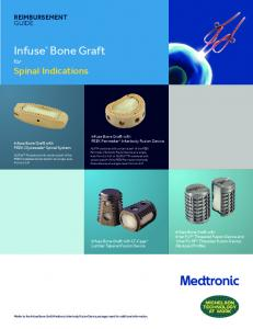 Infuse Bone Graft with