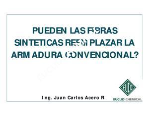 Ing. Juan Carlos Acero R