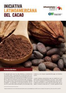 Iniciativa Latinoamericana del Cacao