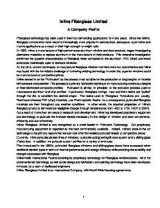 Inline Fiberglass Limited