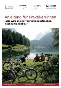 innen. Wie wird meine Tourismusdestination nachhaltig mobil?