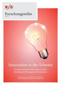Innovation in der Schweiz