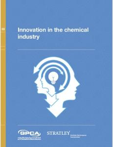 Innovation in the chemical industry