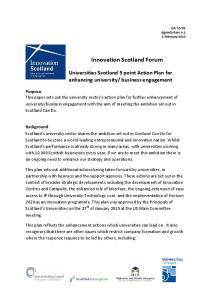 Innovation Scotland Forum