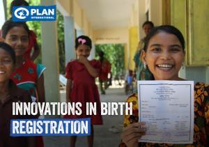 INNOVATIONS IN BIRTH REGISTRATION