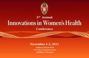 Innovations in Women s Health