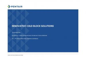 INNOVATIVE COLD BLOCK SOLUTIONS