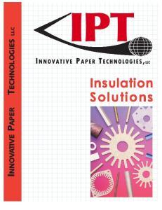 INNOVATIVE PAPER TECHNOLOGIES LLC. Insulation Solutions