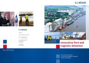 Innovative Port and Logistics Solutions