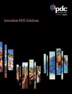 Innovative RFID Solutions
