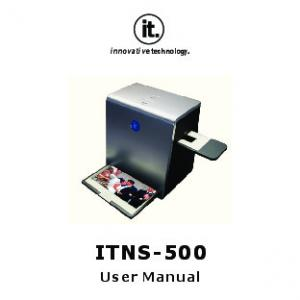 innovative technology ITNS-500 User Manual