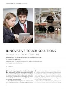 INNOVATIVE TOUCH SOLUTIONS