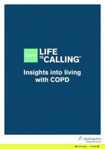 Insights into living with COPD