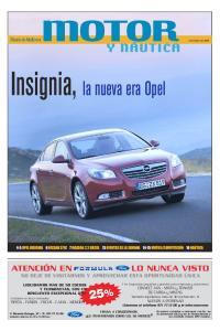 Insignia, la nueva era Opel