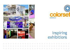 inspiring exhibitions