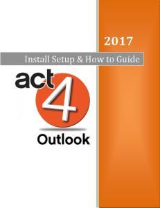 Install Setup & How to Guide