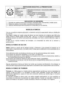 INSTITUCION EDUCATIVA LA PRESENTACION
