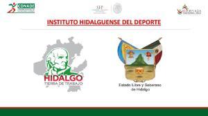 INSTITUTO HIDALGUENSE DEL DEPORTE