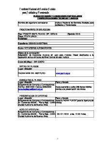 Instituto Nacional de Servicios Sociales para. para Jubilados y Pensionados
