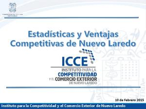 Instituto para la Competitividad y el Comercio Exterior de Nuevo Laredo