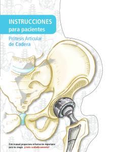 INSTRUCCIONES para pacientes