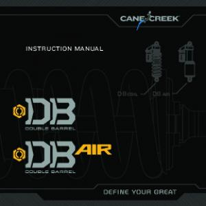 INSTRUCTION MANUAL DB COIL DB AIR